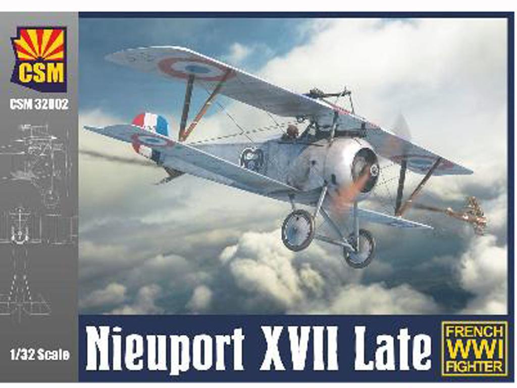 Nieuport 17  (Vista 1)