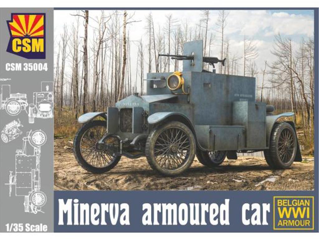 Minerva Armoured car (Vista 1)