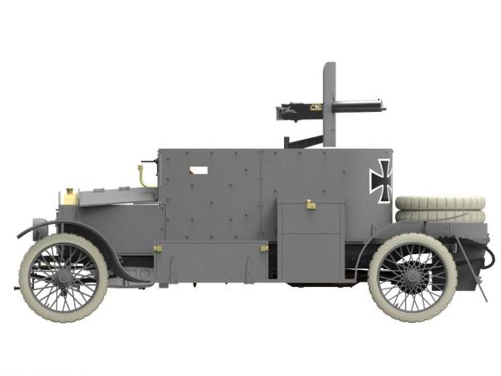 Minerva Armoured car (Vista 2)