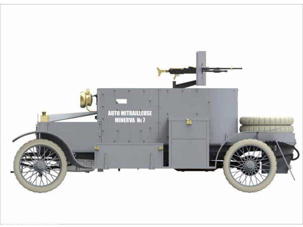 Minerva Armoured car (Vista 3)