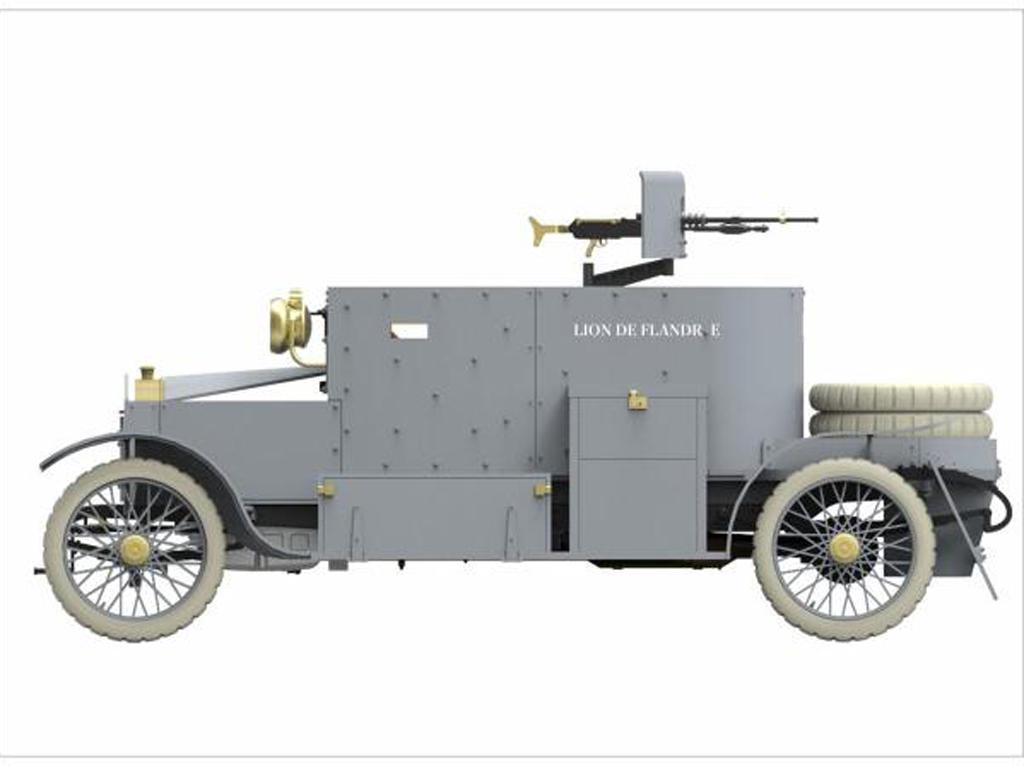 Minerva Armoured car (Vista 4)