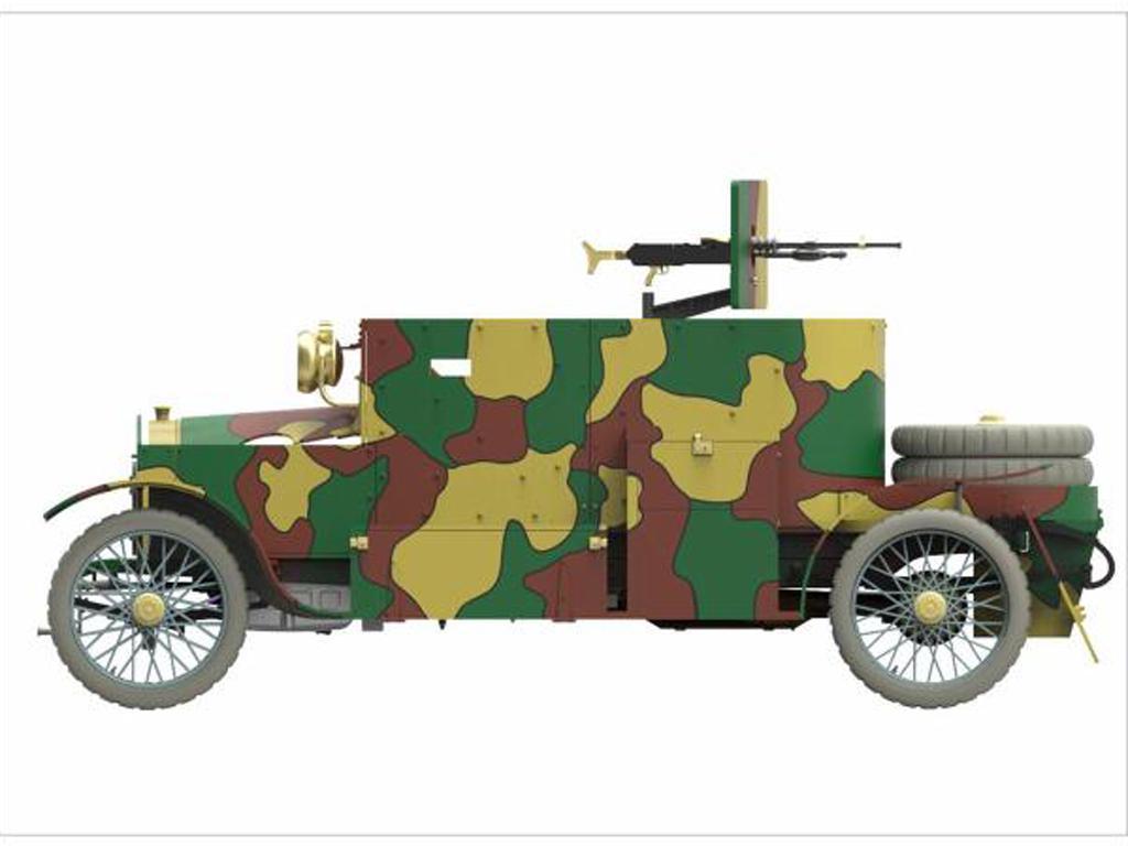 Minerva Armoured car (Vista 5)