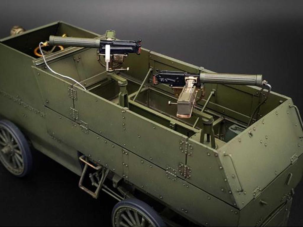 Canadian Armoured Machine Gun Carrier (Vista 5)