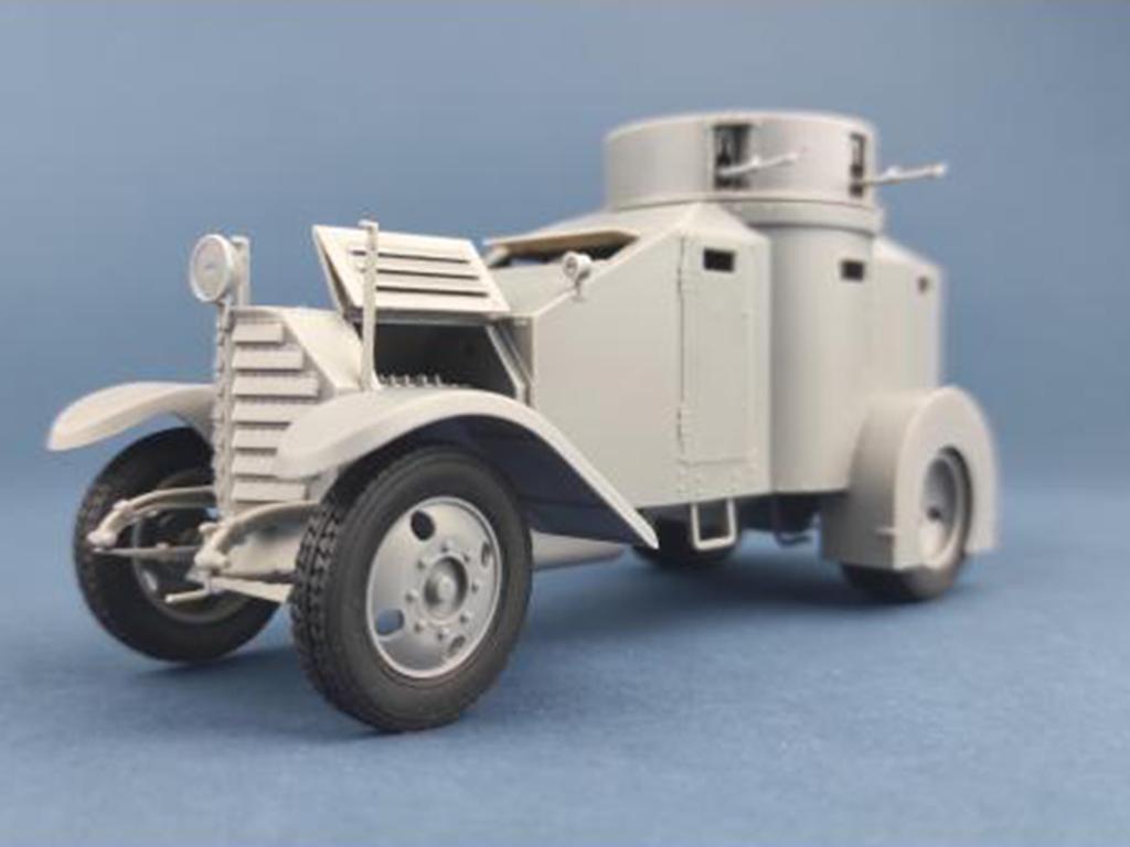 Italian Armoured car 1ZM (Vista 4)