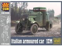Italian Armoured car 1ZM (Vista 2)