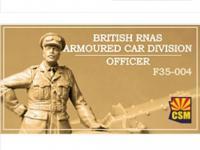 British RNAS Armoured Car Division Officer (Vista 3)
