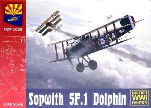 Sopwith 5F.1 Dolphin 1918  (Vista 1)