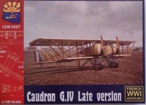 Caudron G.IV  (Vista 1)