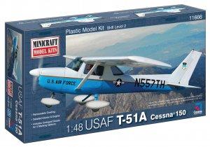 Cessna 150T-51A  (Vista 1)