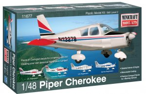 Piper Cherokee  (Vista 1)