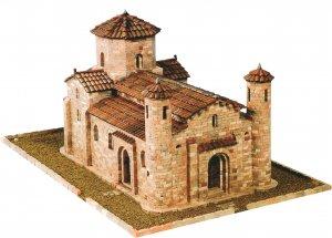 Iglesia de San MArtin de Fromista  (Vista 1)