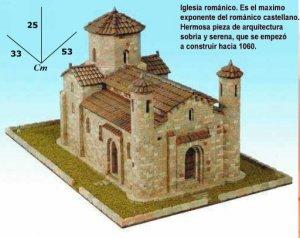 Iglesia de San MArtin de Fromista  (Vista 2)