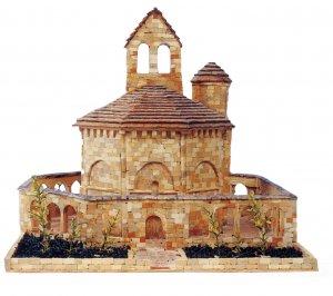 Santa María de Eunate   (Vista 1)