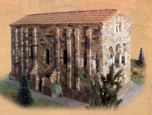Santa María del Naranco  (Vista 1)