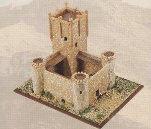 Castillo de Torrelobatón (Valladolid) s.  (Vista 1)