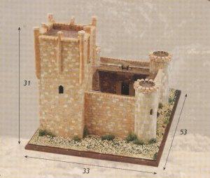 Castillo de Torrelobatón (Valladolid) s.  (Vista 2)