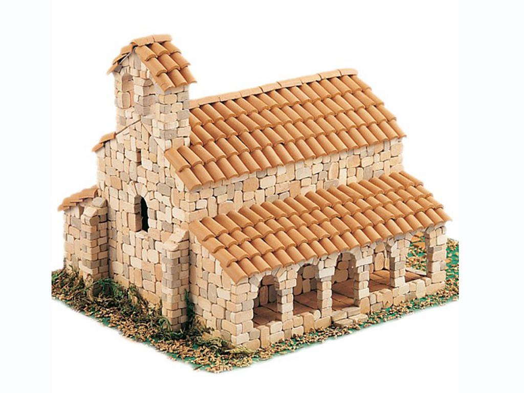 Ermita Romanica (Vista 1)