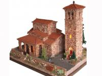 Iglesia Sta. Mª. De lebeña (Vista 2)