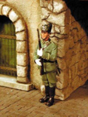 Policia Alemán -2-  (Vista 1)