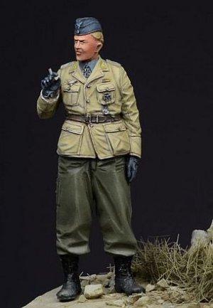 German Fallschirmjager Oficial  (Vista 1)