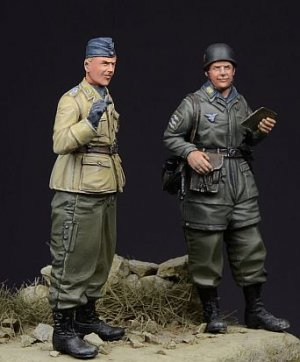 German Fallschirmjagers  (Vista 3)