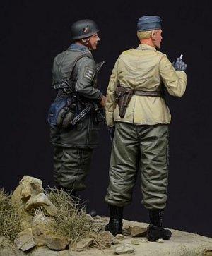 German Fallschirmjagers  (Vista 4)