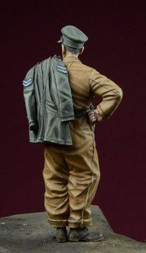 Tanquistas Britanicos Sargento  (Vista 3)