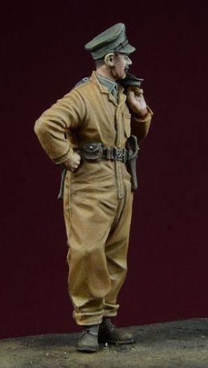 Tanquistas Britanicos Sargento  (Vista 4)