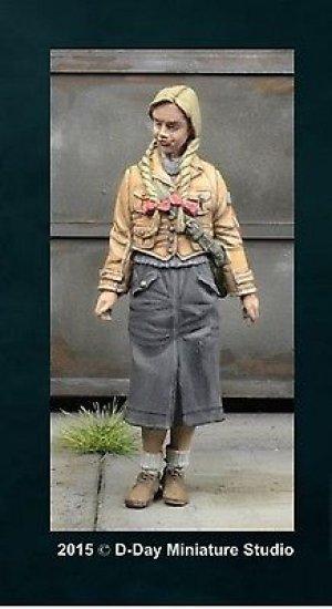 BDM Young Girl Germany 1945  (Vista 1)