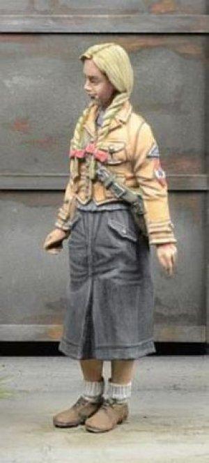 BDM Young Girl Germany 1945  (Vista 5)