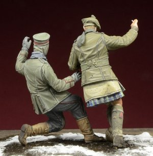 Football Christmas Truce 1914  (Vista 4)