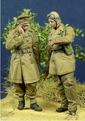 WWII BEF Officer  (Vista 1)
