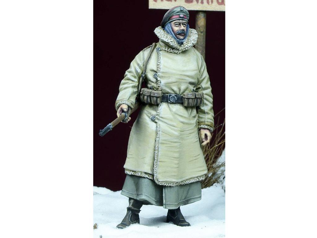 Guardia Alemana Invierno 1914-18 (Vista 1)