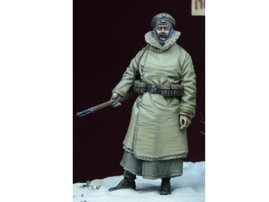Guardia Alemana Invierno 1914-18 (Vista 3)