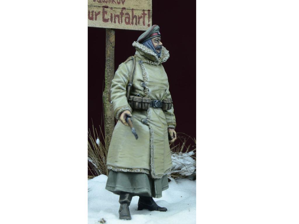 Guardia Alemana Invierno 1914-18 (Vista 4)