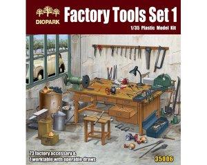 Herramientas de taller  - Ref.: DIOP-35006