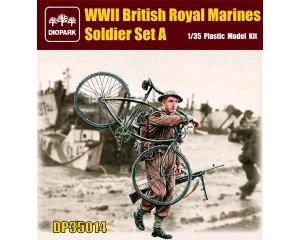 British Royal Marines Soldier Set A  (Vista 1)