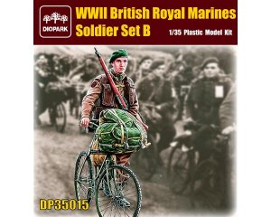 British Royal Marines Soldier Set B  (Vista 1)