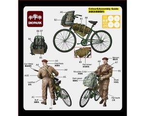 British Royal Marines Soldier Set B  (Vista 2)