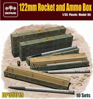122mm Rocket and Ammo Box  (Vista 1)