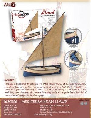 Llaud Mediterraneo  (Vista 3)