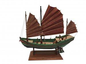 Junco Pirata Chino  (Vista 3)