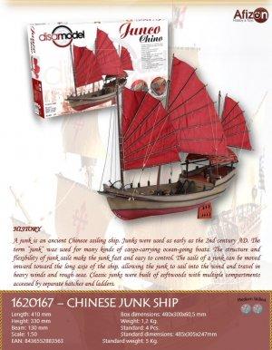 Junco Pirata Chino  (Vista 5)