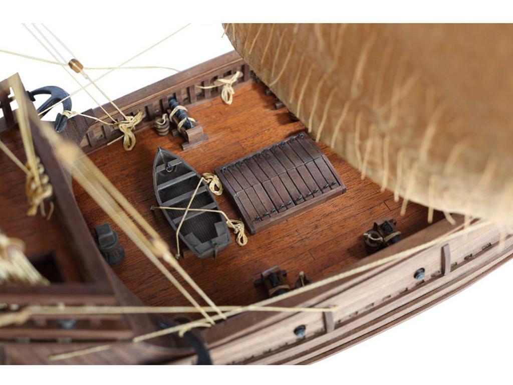 La Nao Victoria 1519-22 (Vista 2)