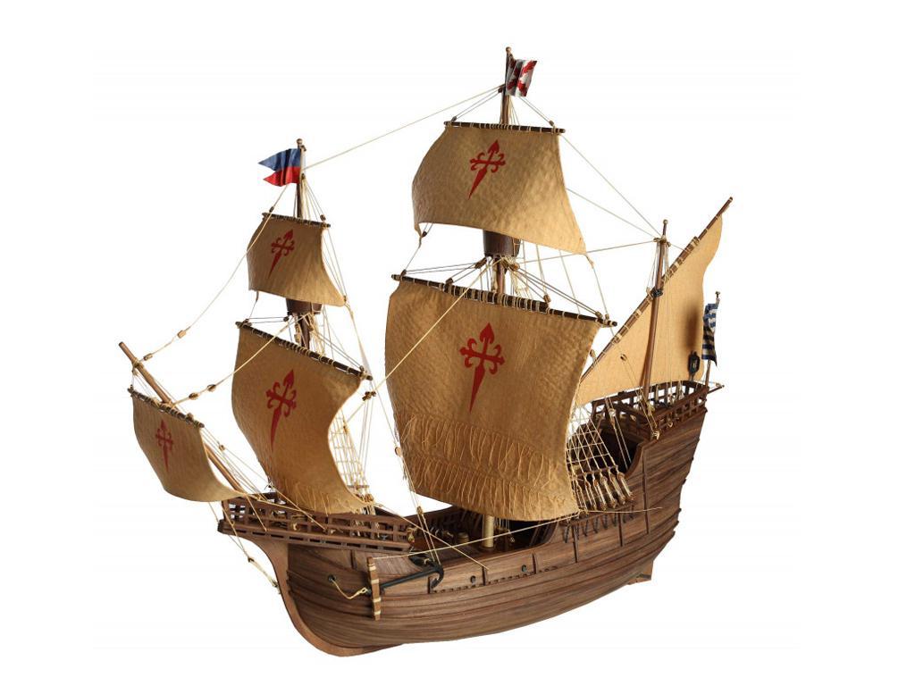 La Nao Victoria 1519-22 (Vista 3)