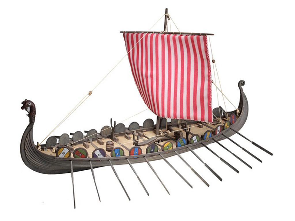 Drakkar Vikingo (Vista 2)