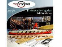 Trainera de Regatas del Cantabrico Eslor (Vista 5)
