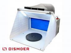Cabina Extractora Aerografía con Led - Ref.: DISM-26153