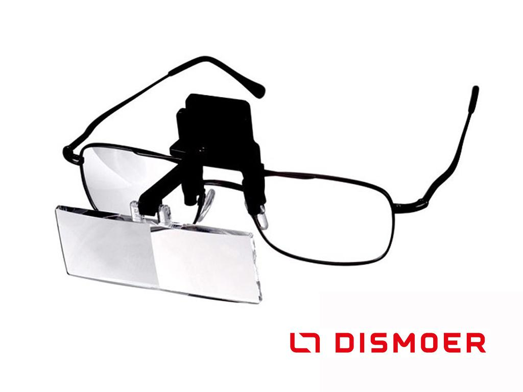 Lupa para Gafas con Led  (Vista 2)