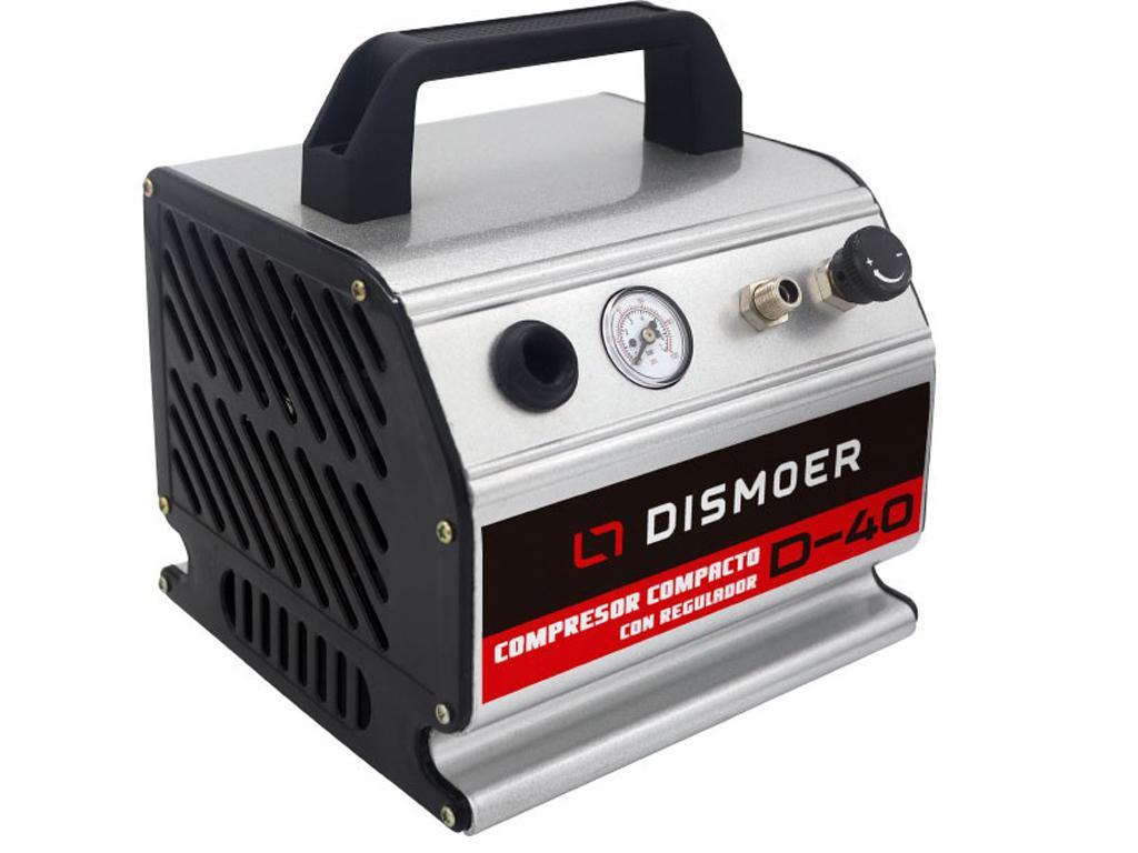 Compresor Compacto con Manómetro D-40 (Vista 1)
